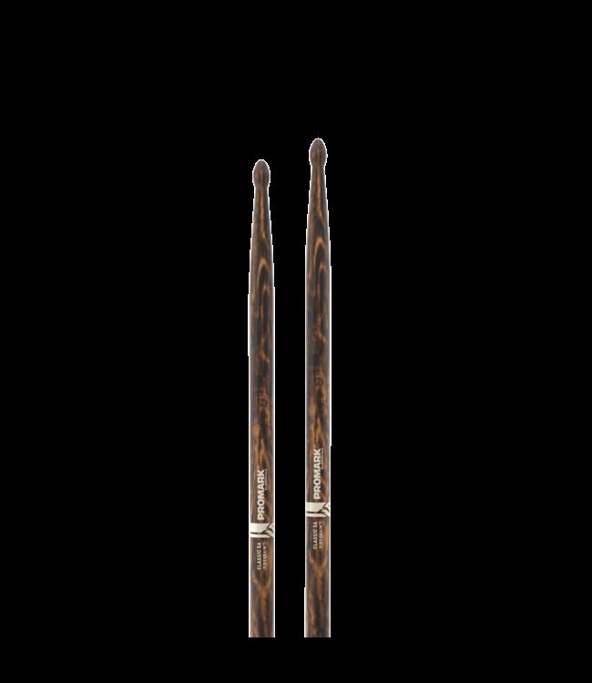 PROMARK TX5AW-FG Classic 5A Fire Grain drumsticks