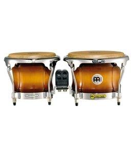 "Meinl FWB400GAB bongo set, bongos 6 3/4 + 8"" natural"