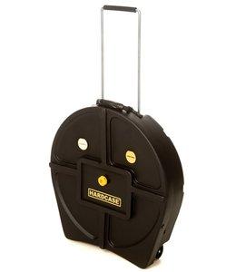 Hardcase HN9CYM22 cymbal trolley case 22 inch