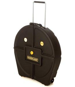 Hardcase HN12CYM24 cymbal case trolley