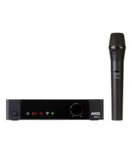 AKG DMS100 vocal set P5 digital wireless microfoon 2.4ghz