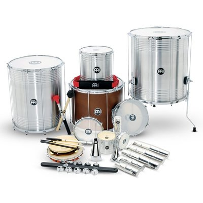 Samba instrumenten