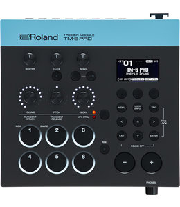 Roland TM-6 pro trigger drum module shop demo