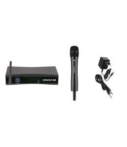 DAP COM-2.4 2.4GHz Draadloos microfoonsysteem D1410