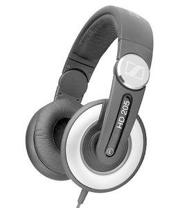 Sennheiser HD205 koptelefoon DJ monitoring