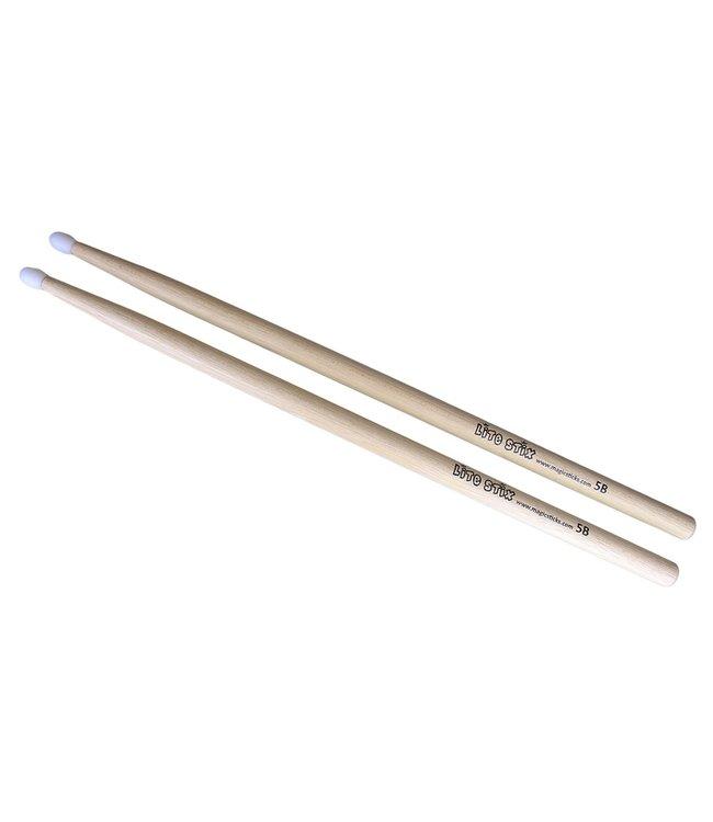 Rohema Lite Stix 5B RGB lightning drumsticks