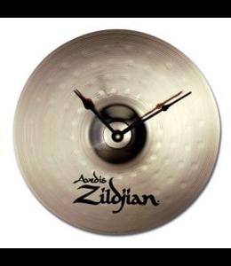 """Zildjian Wall clock, 13"""", cymbal styling shopdemo"""