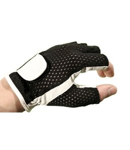 Rockbag Copy of RB22950B Medium Black Handschoenen gloves fingerless