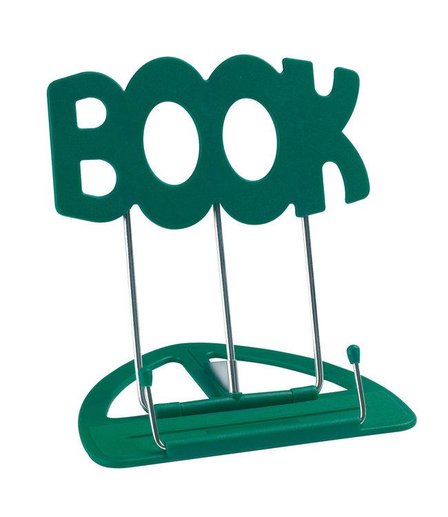 K&M 12440 Uni-Boy Book stand tafel lessenaar groen, uniboy