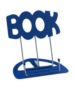 K&M 12440 Uni-Boy Book stand tafel lessenaar blauw uniboy