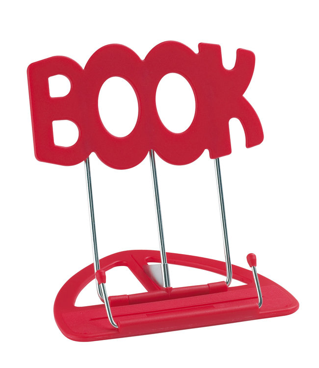 K&M 12440 Uni-Boy Book stand tafel lessenaar rood uniboy