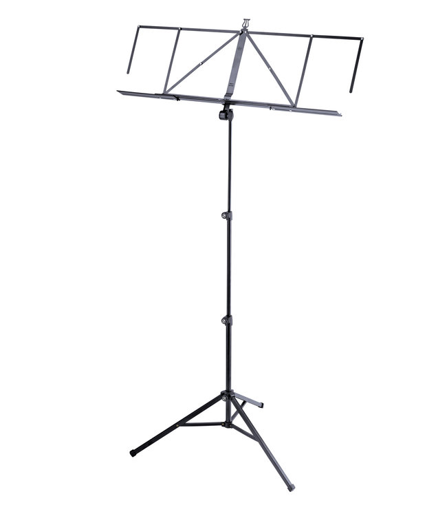 K&M 10062 Lessenaar music stand  Robby Plus black