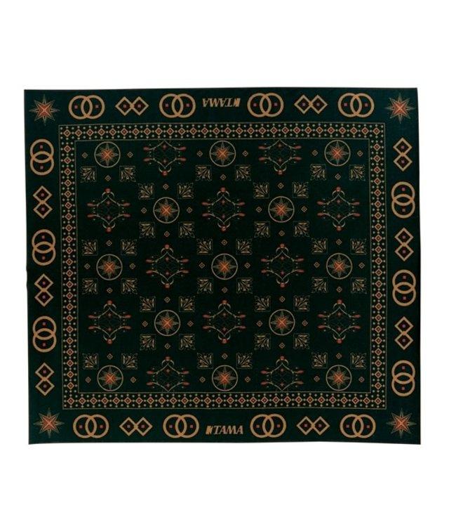 Tama TDR-OR Drum Rug oriental black drum mat