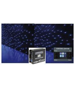 Showtec Showtec Star Dream 40427 6x3m witte leds