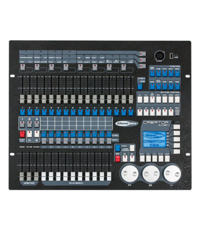 Showtec Creator 1024 DMX console licht regietafel