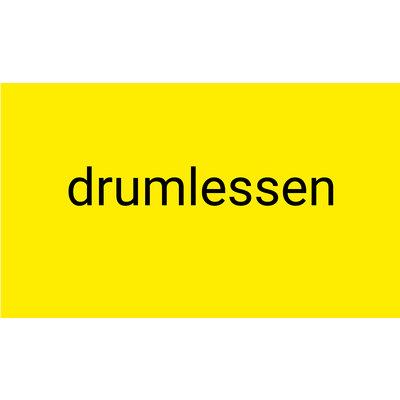 Drumlessen