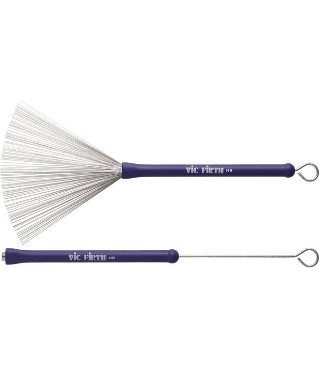 Vic Firth VF HB brushes wire brush