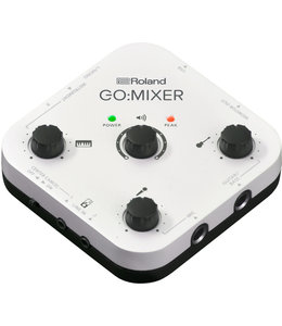 Roland Go:Mixer for smartphones