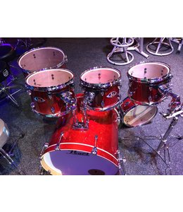 Pearl Export Lacquer EXL725S/C #246 6delig met xtra 10 tom