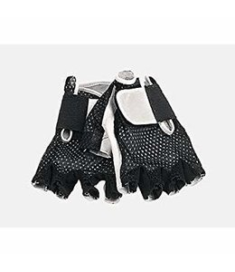 Rockbag RB22950B Medium Black Handschoenen gloves fingerless half fingers