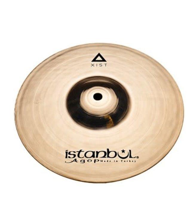 """Istanbul Agop XSPB8 XIST series splash cymbal 8"""" brilliant"""