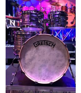 Gretsch Renown maple Silver Oyster Pearl shellkit 10-12-16FT-22K
