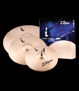 Zildjian standard cymbal pack I Family  14h-16-20 ILHSTD