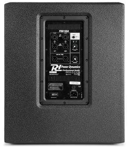 "PD Power Dynamics PD615SA Active Subwoofer 15"""