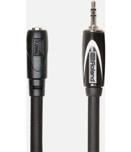 "Roland Copy of RHC-25-1414 1/4"" TRS 6.5mm koptelefoon verlengkabel 7.5m"