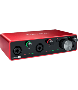 Focusrite Scarlett 3-4i4 G3 audio interface