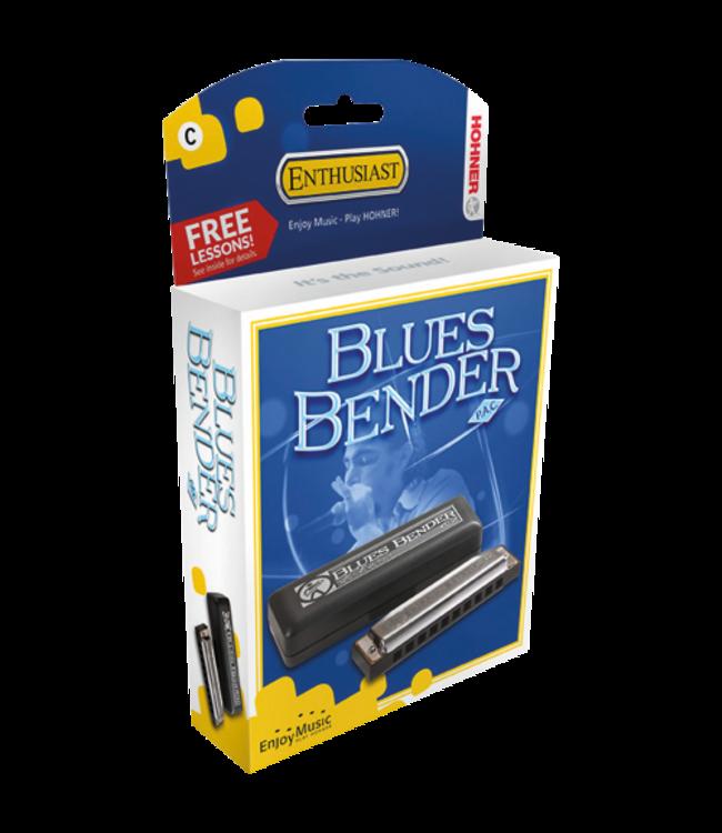 Hohner mondharmonica Blues Bender BB-BX-C