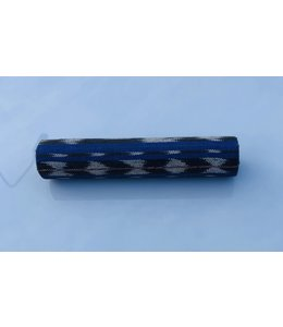 Shakka Shakerz Shaker MDZ-5 blue 12.8 x 3.8cm vintage handmade