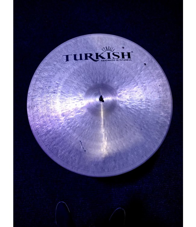 "Turkish Sizzle Ride 21"" jazz vintage"