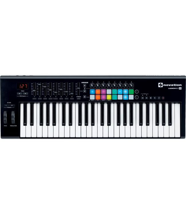 Novation Lauchkey 49 MK2 midi keyboard
