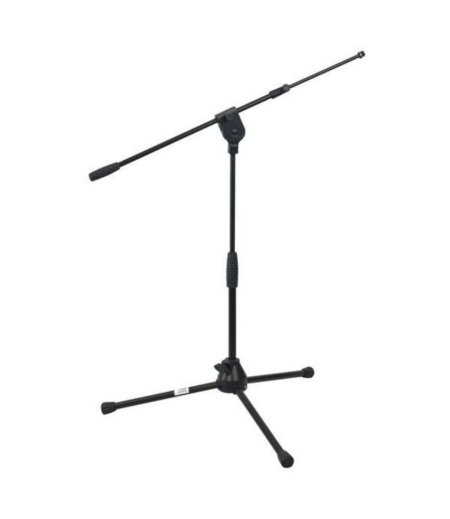 DAP MICROPHONE STAND WITH TELESCOPIC BOOM 430-690mm
