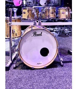 """Pearl MRV924XEP/C347 + free 8"""" tom Masters Maple Reserve Bombay Gold Sparkle"""