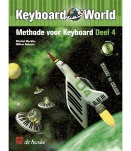 de Haske Keyboard World deel 4 methode voor keyboard