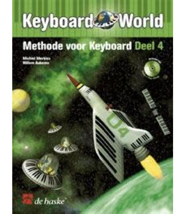 de Haske Keyboard World deel 4 methode voor keyboard
