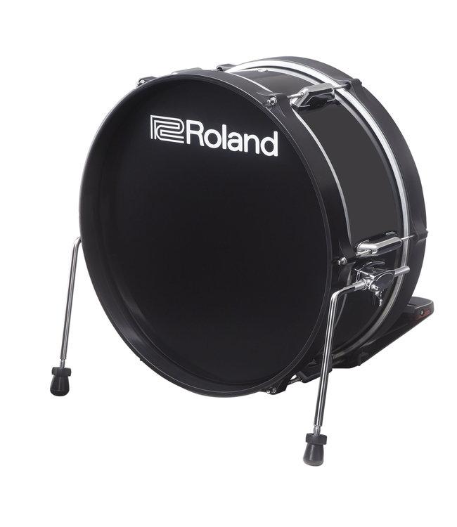 Roland KD-180L-BK Mesh Head Kick