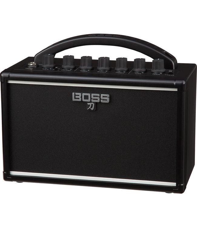 Boss Katana mini gitaar versterker combo