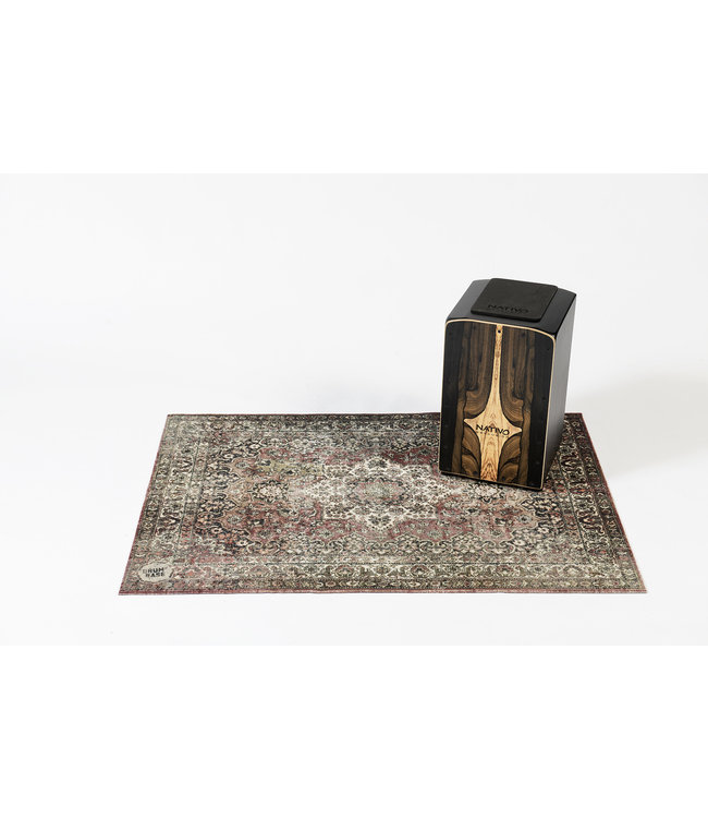 DRUMnBase Persian Stage Mat Classic Worn 130 x 90cm