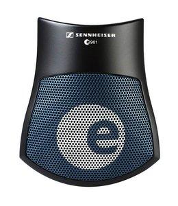 Sennheiser e901 condensator boundary grensvlak microfoon kick, cajon shop model