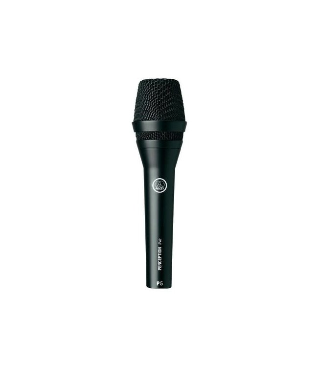 AKG P5 zang microfoon dynamisch vocal perception live
