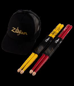 Zildjian Drum Sticks, Artist Serie, Josh Dun, SJD+SJD2, with Cap