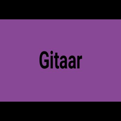 Gitaar - Ukelele