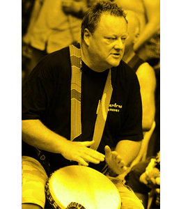 Busscherdrums 45 minute group djembe workshop friends and family by Henk Busscher from 4 persons pp