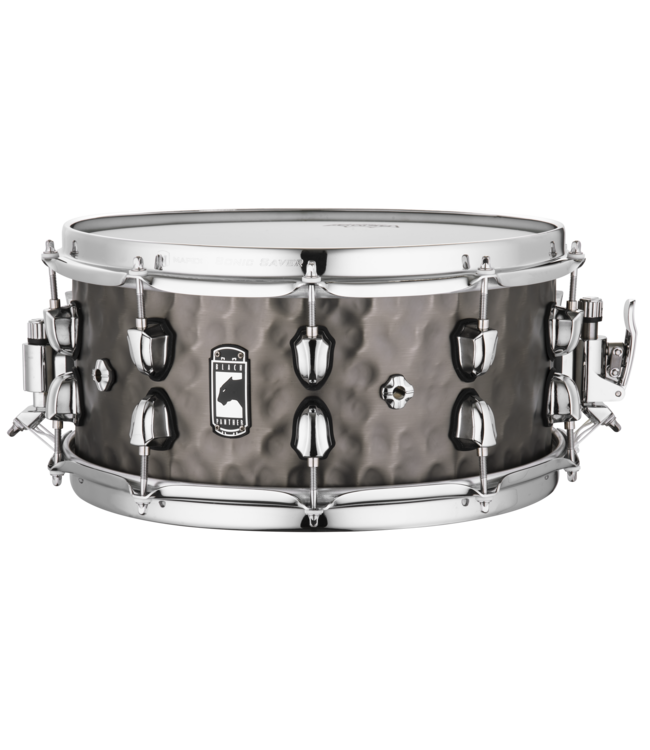 Mapex Black Panther Snare, 14x6,5, Persuader, Hammered Brass