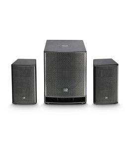 "LD Systems DAVE 18 G3 Compact 18"" active PA System"