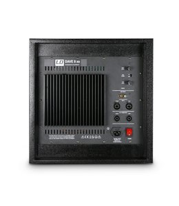 "LD Systems DAVE 8 XS Compact 8"" active PA System"