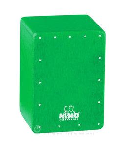 Meinl Mini Cajon shaker NINO955GR green